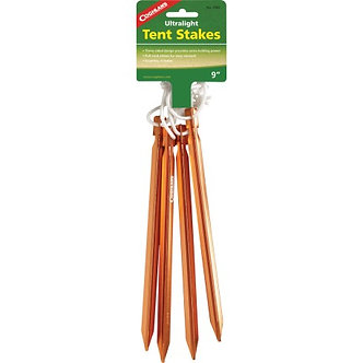 Coghlan's Ultralight Tents Stakes 9in
