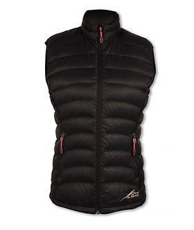 First Ascent Ladies Elbrus Interconnect Down Waistcoat