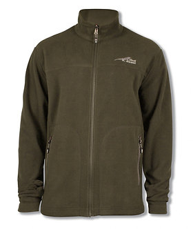 First Ascent Mens Foundation Interconnect Fleece Jacket