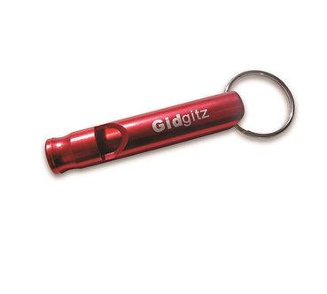 Gidgitz Regular Keyring Whistle