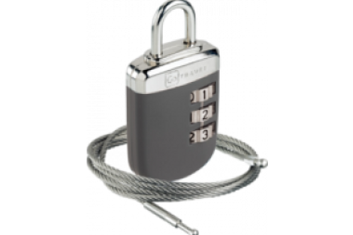 GO TRAVEL Link Lock With Cable