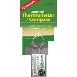 Coghlan's Zipper Pull Thermometer