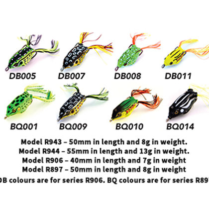 KingFisher Super Frog R906 Lure