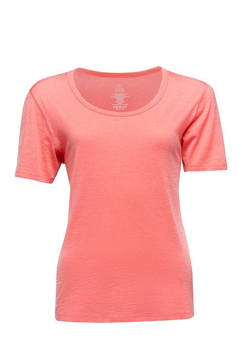 Core Merino Nuyarn Short Sleeve W