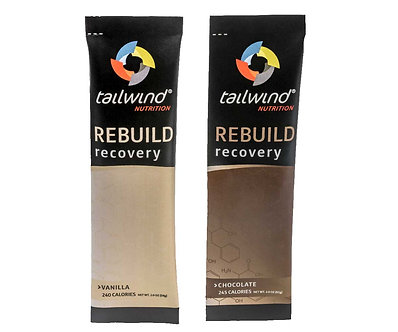 Tailwind Nutrition Rebuild Recovery Sachet