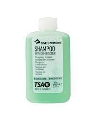 Sea To Summit Shampoo and Conditioner 89ml