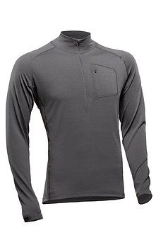 Core Merino Nuyarn 1/4 Long Sleeve