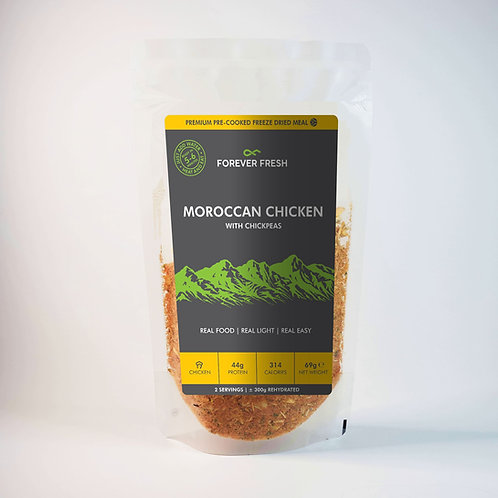 Forever Fresh Chicken Freeze Dried Meal