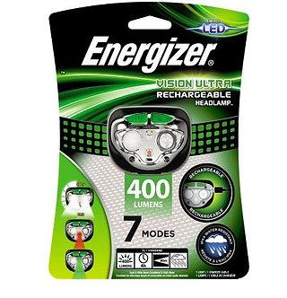 Energizer Vision Headlight (400 lumens)
