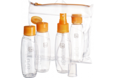 GO TRAVEL Cabin Bottle Set