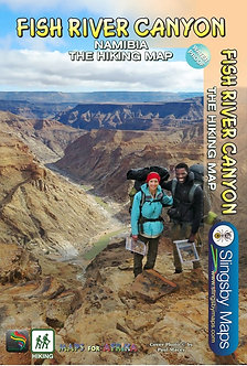 Slingsby Fish River Canyon Map