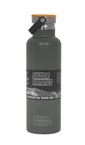 Outdoor Elements Double-Wall Flask 750ml