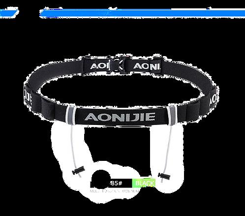 Aonijie Race Number Belt