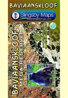 Slingsby Baviaanskloof Map