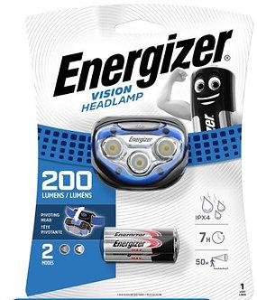 Energizer Vision Headlight (200 lumens)