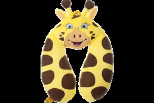 GO TRAVEL Giraffe Neck Pillow Kids