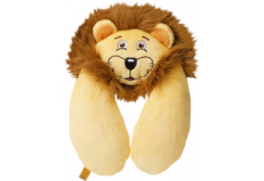 GO TRAVEL Lion Neck Pillow Kids
