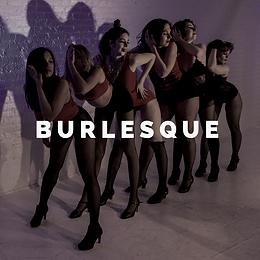 Starlet By Sunday: Intermediate/Advanced Burlesque