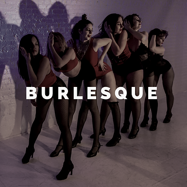 Starlet By Sunday: Intermediate/Advanced Burlesque