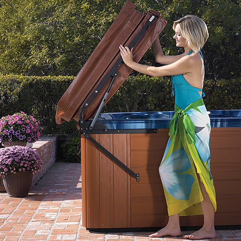 Hot Tub Cover Lifts