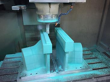 Machined Epoxy Master Mold