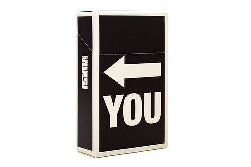 KUFSI | YOU AND ME | KOBI HAIM | Cigarette Case