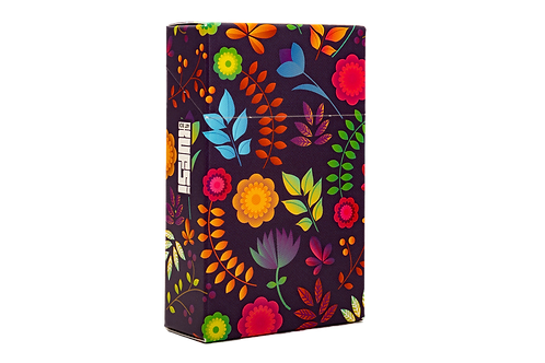 KUFSI | FLOWERY  | CRE8 | Cigarette Case
