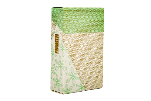 KUFSI |  old Geometric  | CRE8 | Cigarette Case