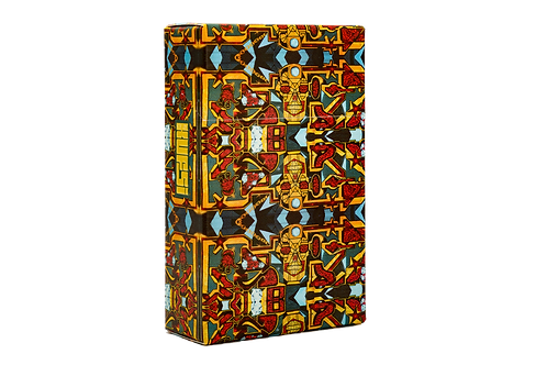 KUFSI | PSYCHEDELIC INDIORANG | PARIS ONE | Cigarette Case