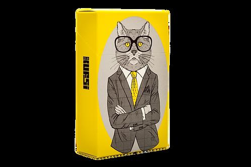 KUFSI | YELLOW CAT  | DANA MATITYAHOU | Cigarette Case