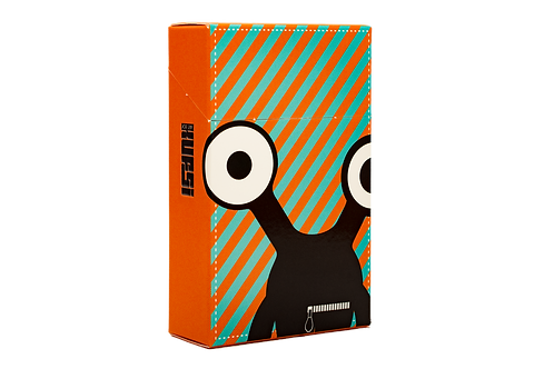 KUFSI | MONSTER | DANA MATITYAHOU | Cigarette Case