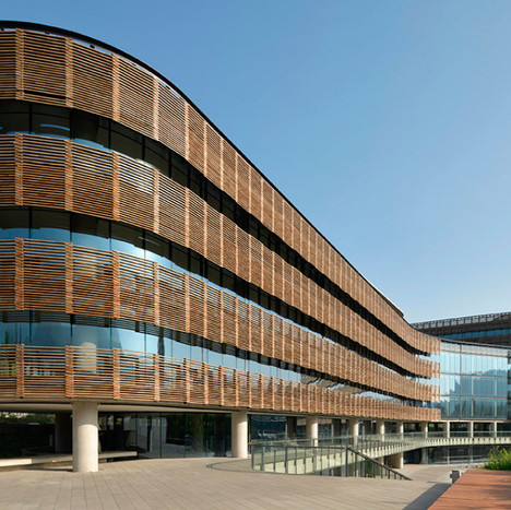 Inauguración Edificio Oficinas B Lo Recabarren