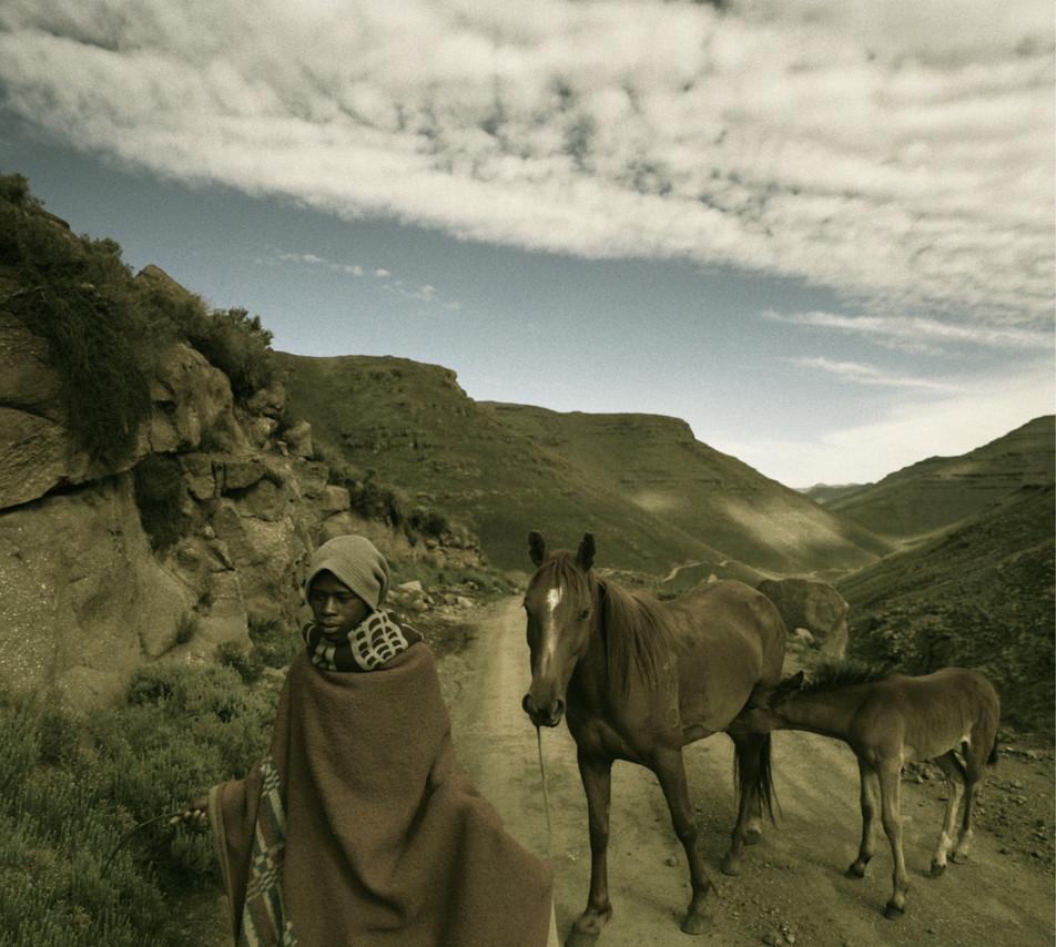 AFRICA ADIEU - PLATE 5