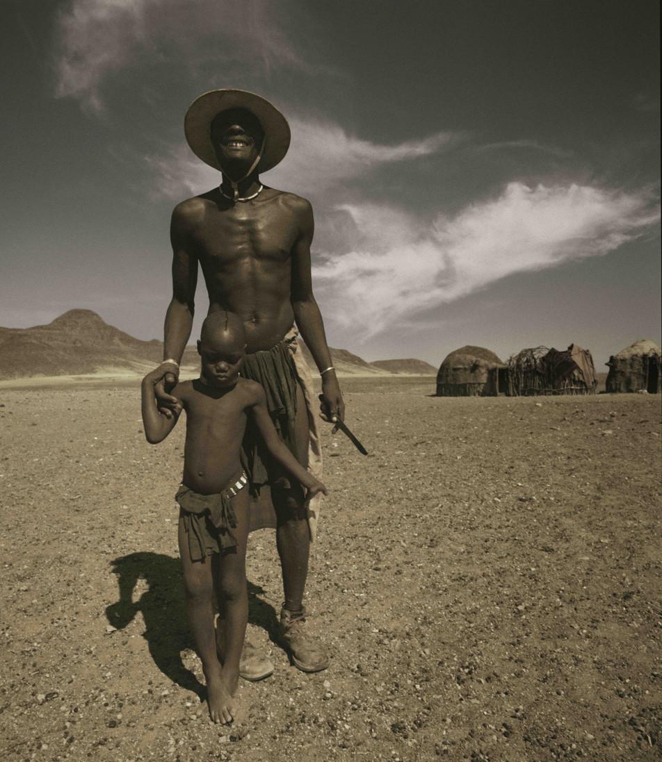 AFRICA ADIEU - PLATE 23