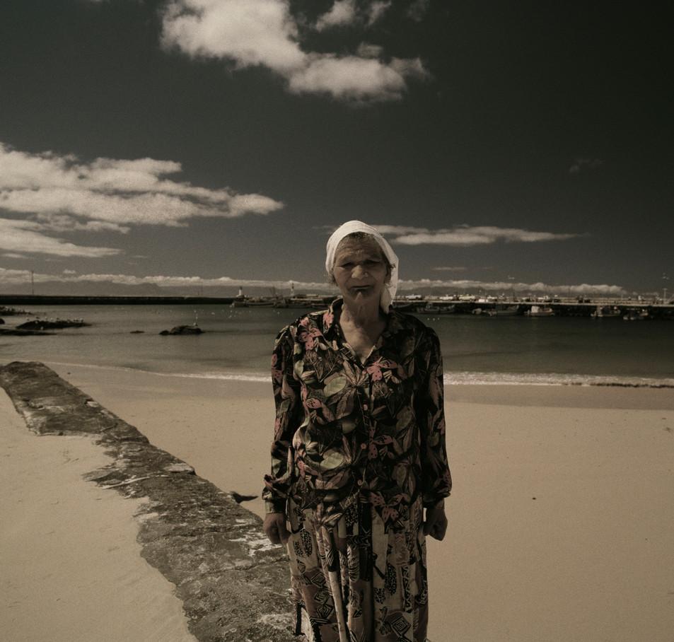 AFRICA ADIEU - PLATE 34