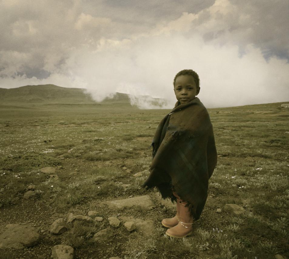 AFRICA ADIEU - PLATE 10