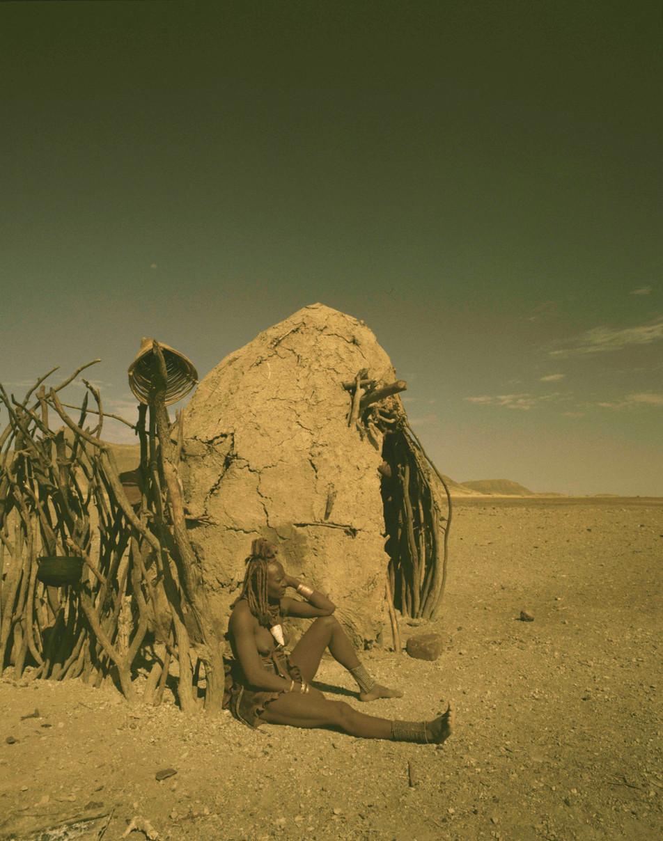 AFRICA ADIEU - PLATE 19