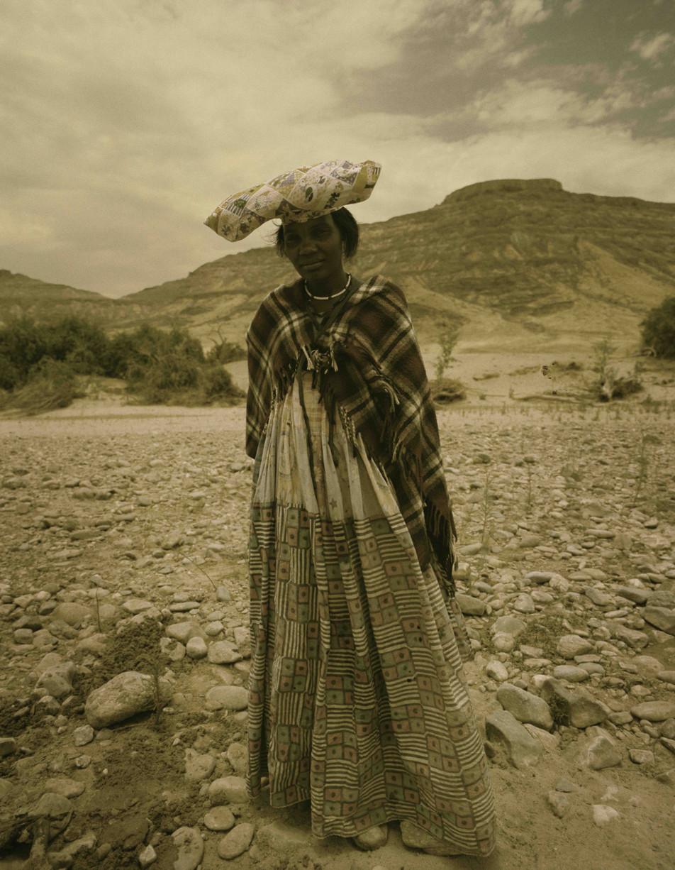 AFRICA ADIEU - PLATE 16
