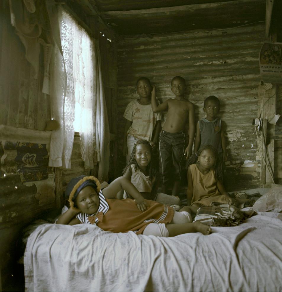 AFRICA ADIEU - PLATE 30