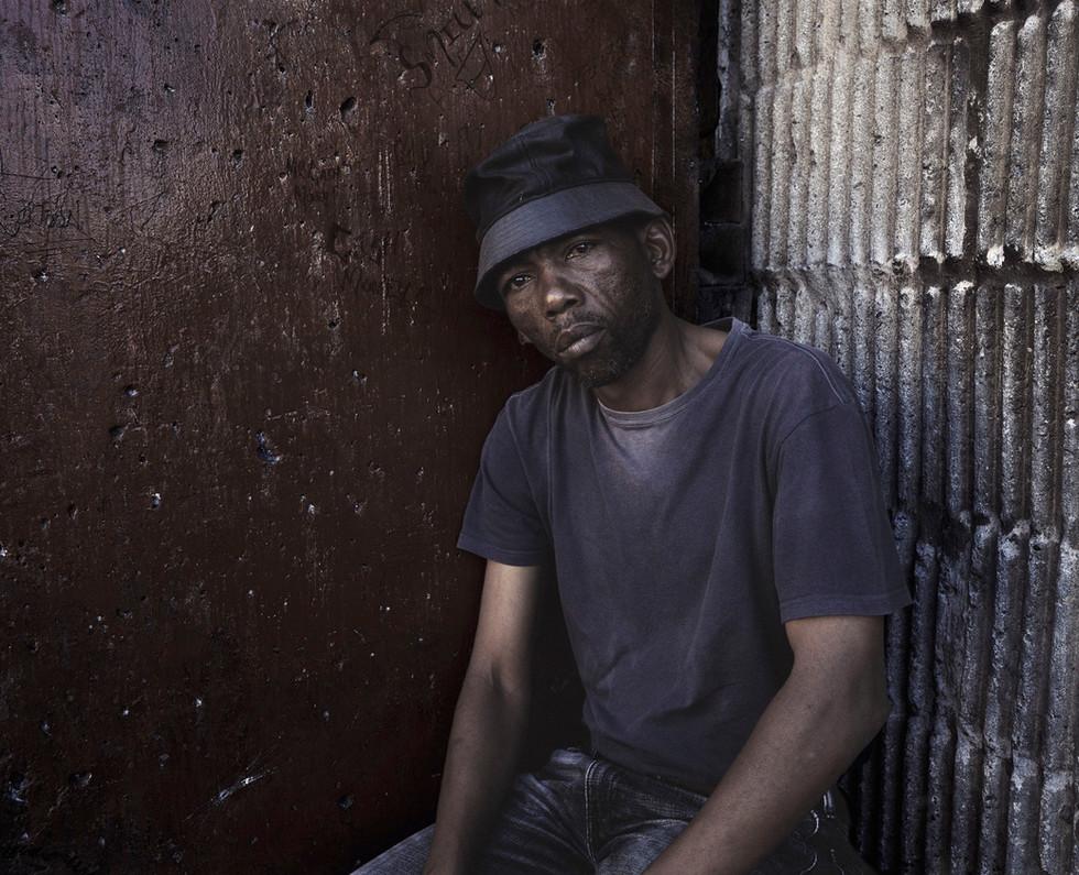 MONGEZI / 28'S GANG MEMBER / SERVED A 20 YEAR PRISON SENTENCE