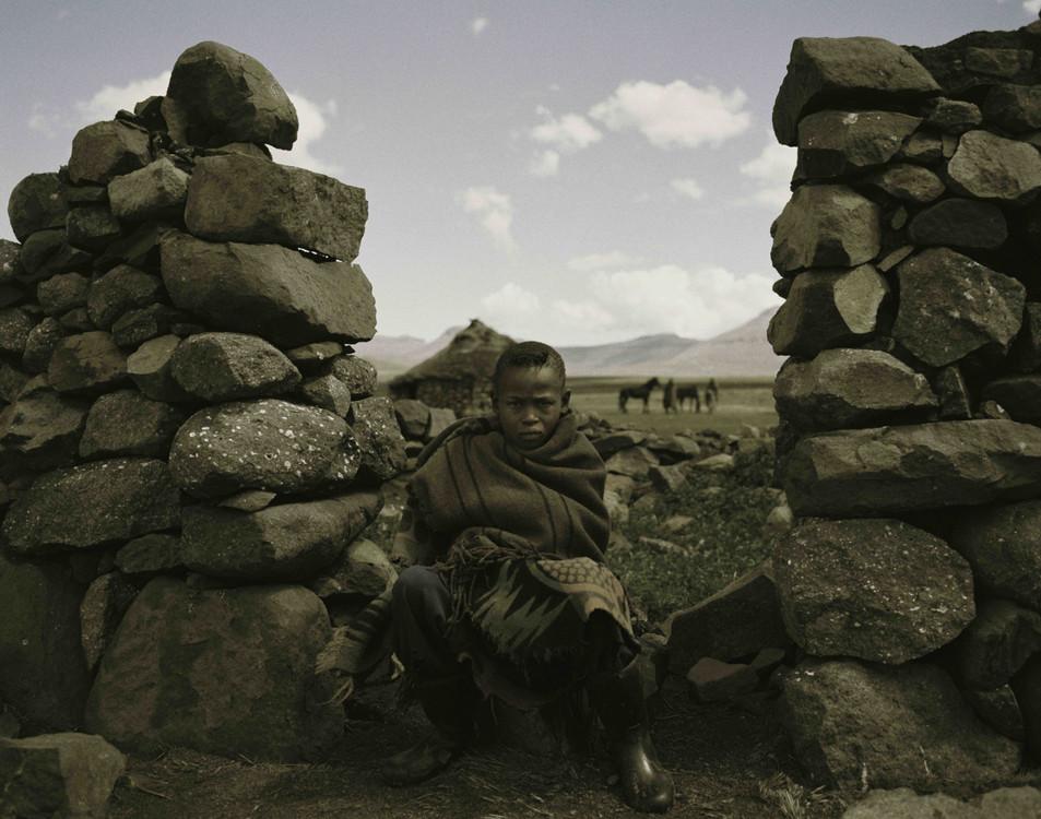 AFRICA ADIEU - PLATE 13