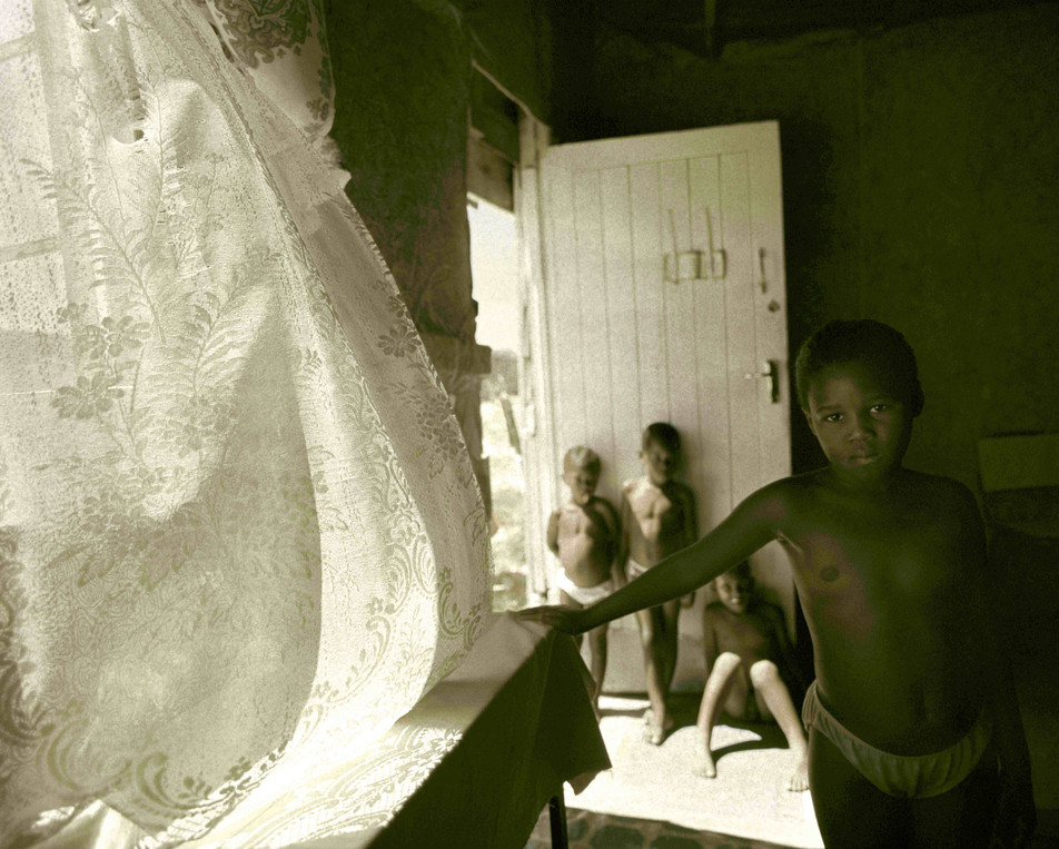 AFRICA ADIEU - PLATE 31