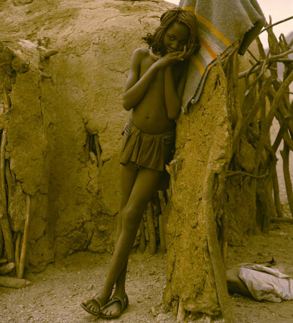 AFRICA ADIEU - PLATE 24