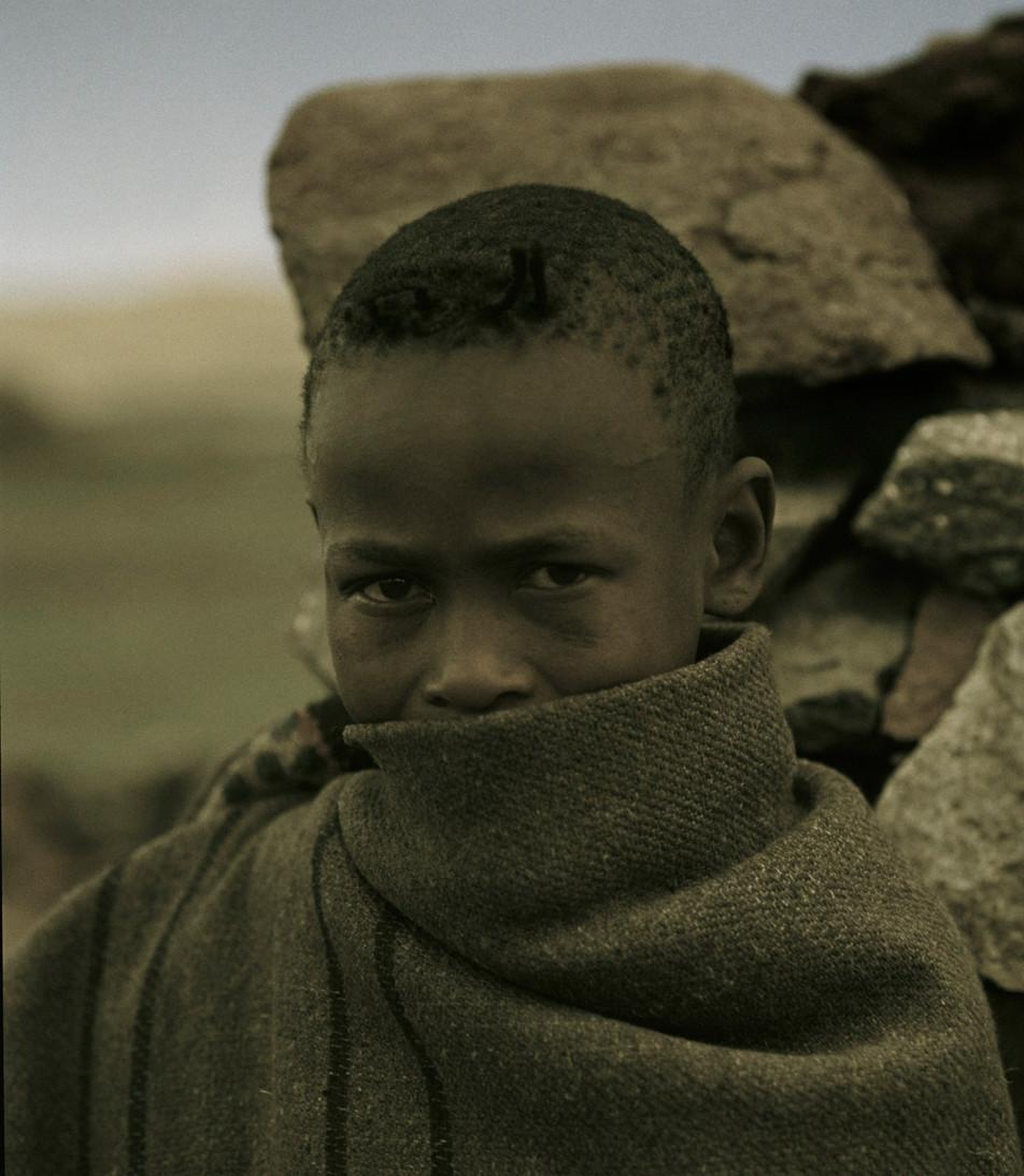 AFRICA ADIEU - PLATE 14