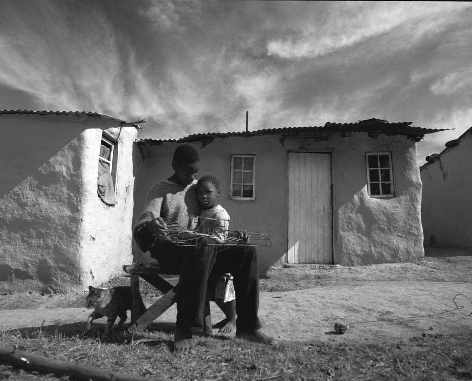 AFRICA ADIEU - PLATE 45
