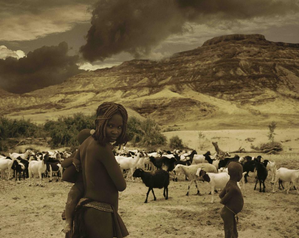AFRICA ADIEU - PLATE 22