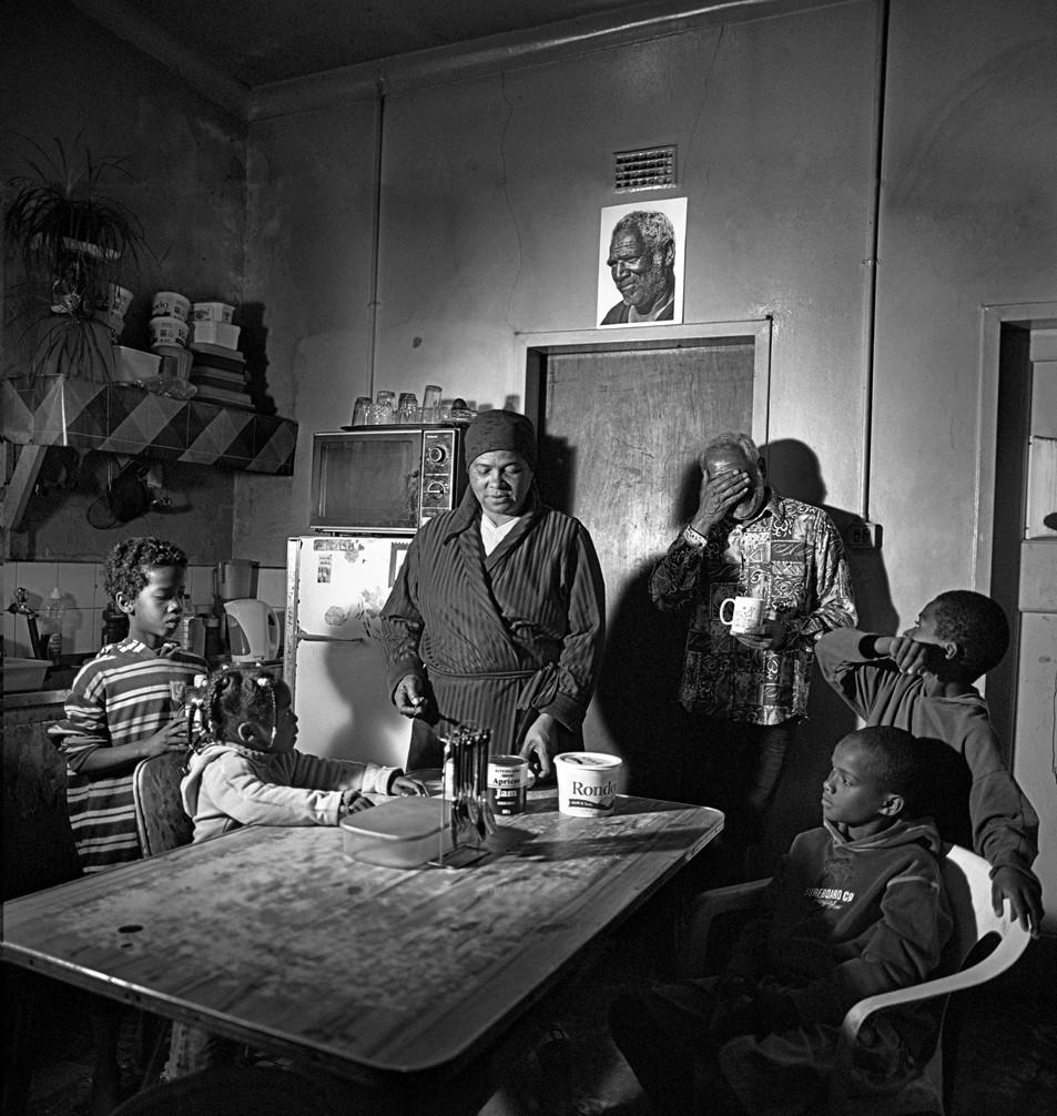 AFRICA ADIEU - PLATE 50