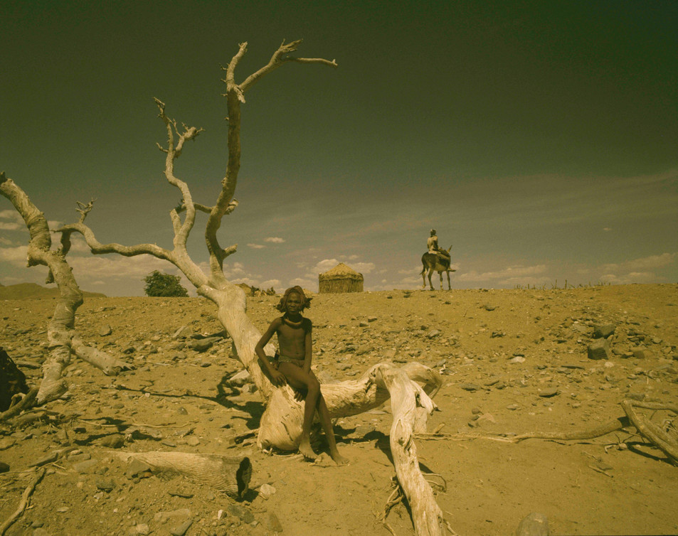 AFRICA ADIEU - PLATE 18