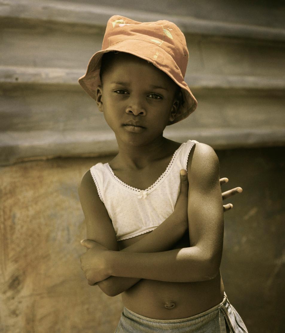AFRICA ADIEU - PLATE 26
