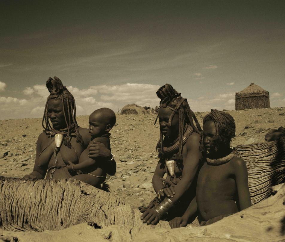 AFRICA ADIEU - PLATE 21
